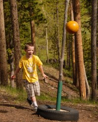 Deeds tether ball (1 of 1)