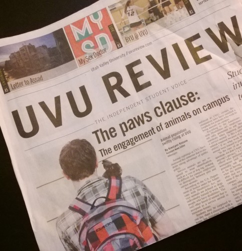 UVU Review article